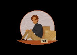 Hjälpkit för hemlösa