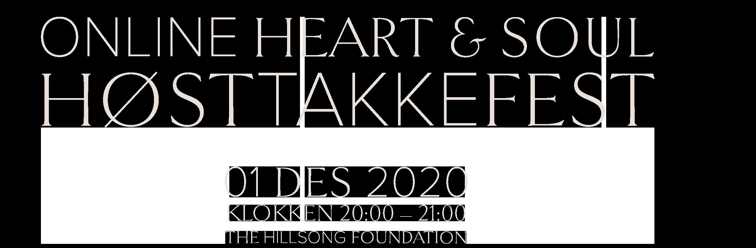 H&S Høsttakkefest