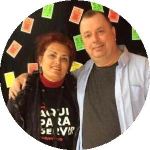 Rex e Cristina