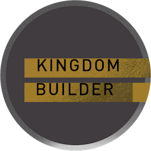 Kingdom Builder Logo