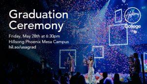 Hillsong College Graduation
