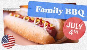 July 4th Family BBQ