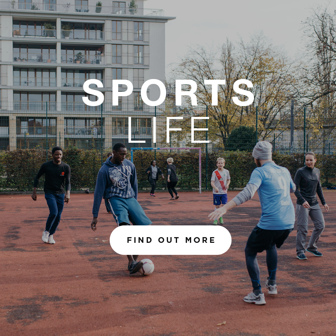 Sports Life – Find out more