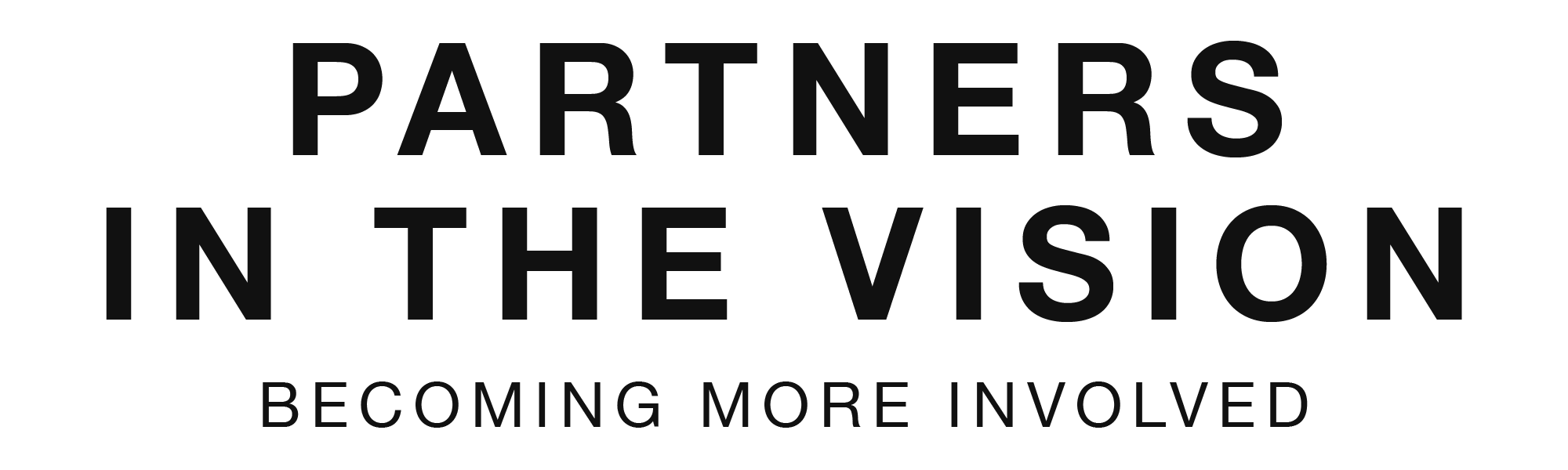 Partners in the Vision