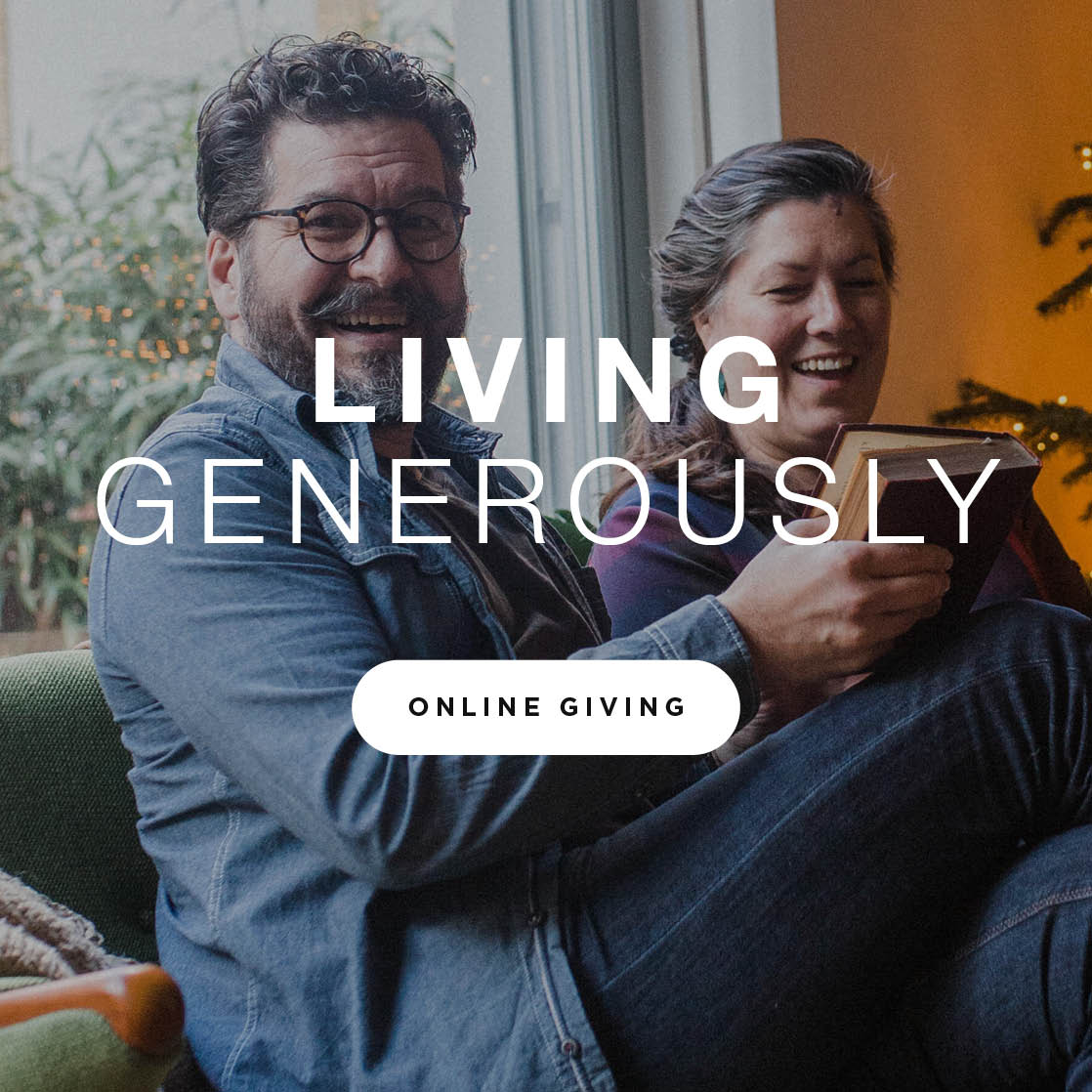 Living Generously – Online Giving