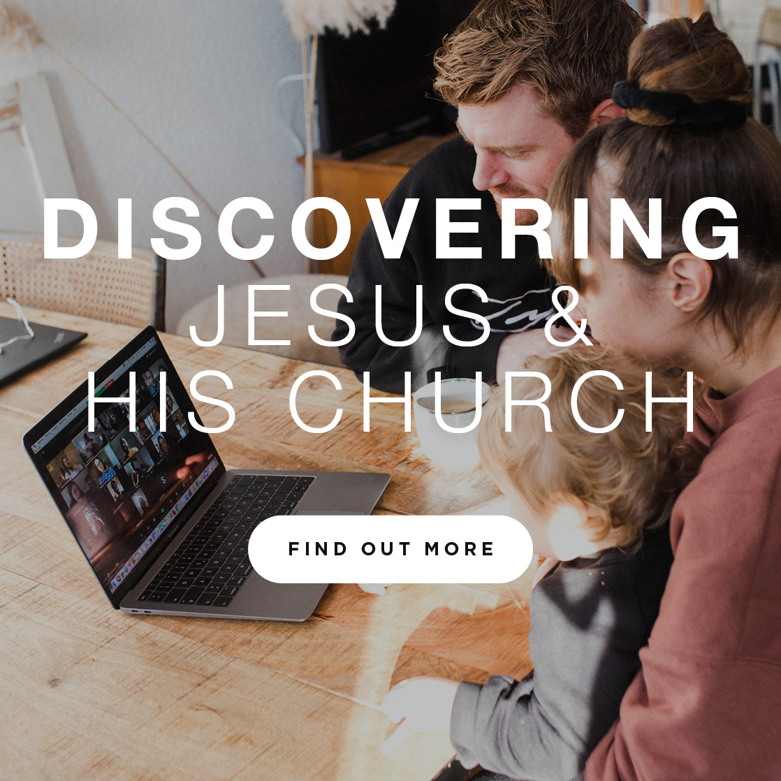 Discovering Jesus and His Church