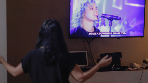Worship Leading from the Living Room