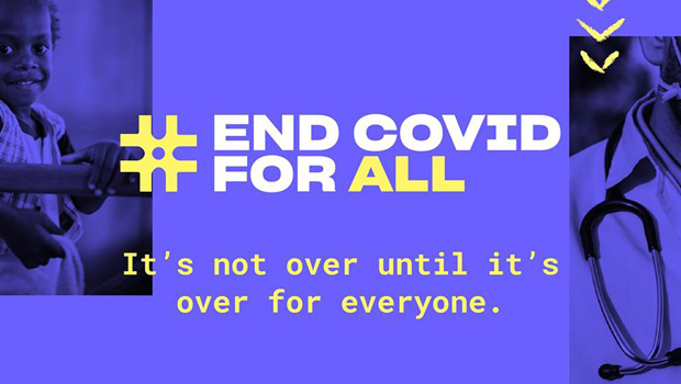 End Covid For All Campaign: An Update from Tim Costello