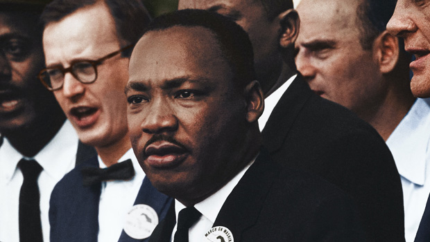 A salute to greatness: Dr. Martin Luther King, Jr.