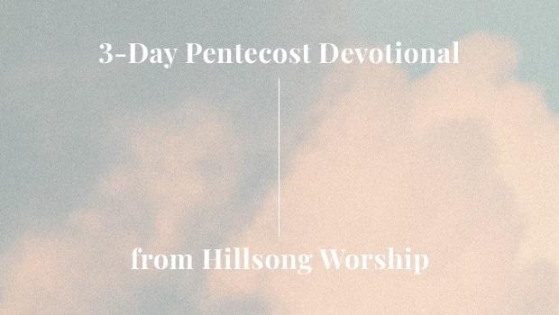 Day 2 Pentecost: Hope & Joy